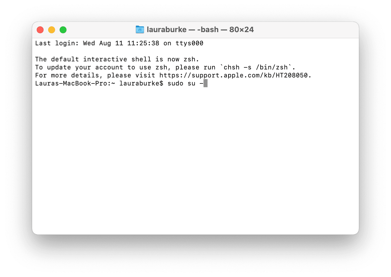 How to find a file in Terminal