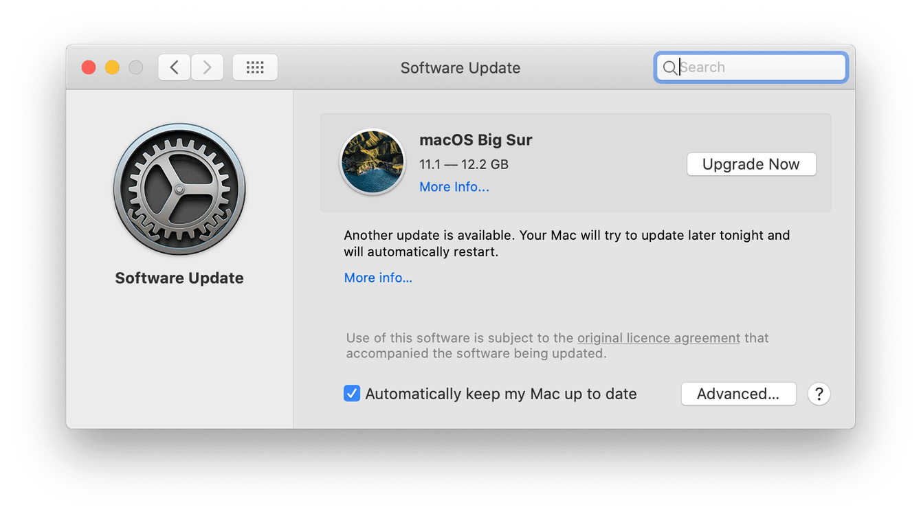 How to update your macOS